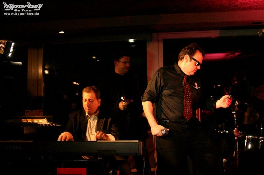 18.02.2012 - Dan Aykroyd & The Blues Alligators - Berlin - Puro