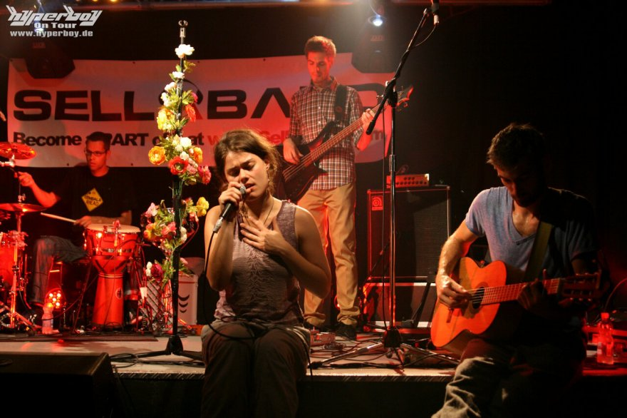 16.08.2012 - SellaBration - Berlin - Noisy Stage