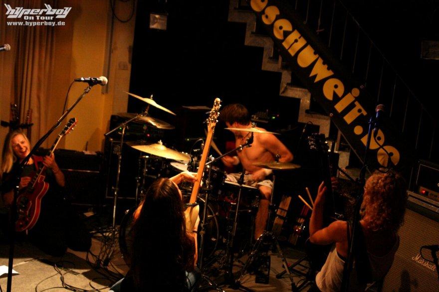 30.11.2012 - Loosavanna - Potsdam - Club Charlotte