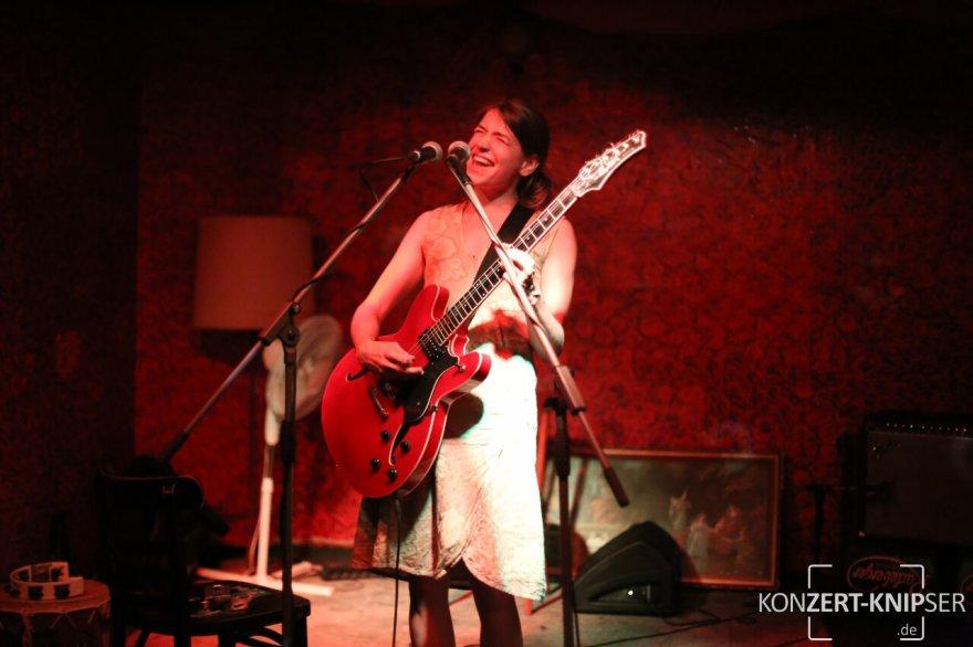 06.08.2014 - Cam Butler, Lake Felix und Sister Chain & Brother John - Berlin - Schokoladen