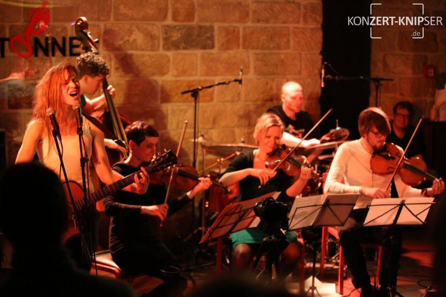 22.11.2014 - Traveler's Diary feat. Tanderas - Dresden - Jazzclub Tonne