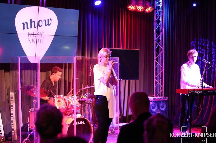 06.08.2016 - Eveline - Berlin - Nhow Music Night