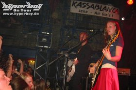 28.03.2005 - Wo Sind Helmet - Jena - Kassablanca