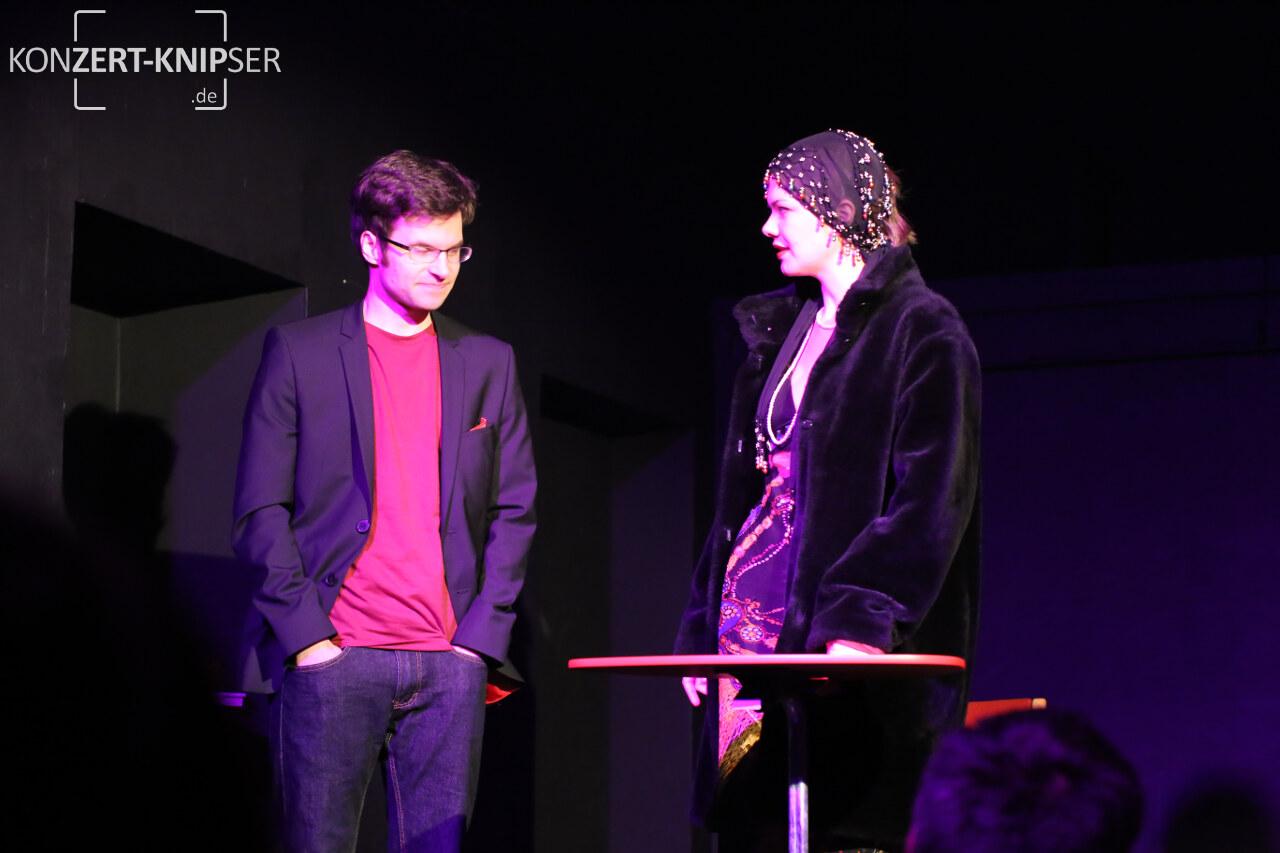 06 12 2014 Musik Magie Berlin Theater Verlangertes